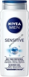 Nivea for men Sensitive sprchový gél 500 ml