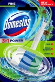 Domestos Power 3 v 1 Pine tuhý WC blok 40 g