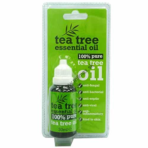 Tělový olej Xpel Tea Tree 100% Pure Tea Tree Oil 30ml