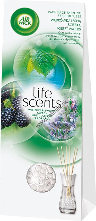 Air Wick Forest Waters vonné tyčinky 30ml