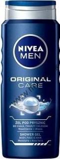 Nivea Men Original Care sprchový gél 500 ml