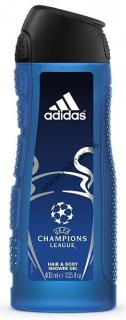 Sprchový gél Adidas UEFA Champions League 400ml