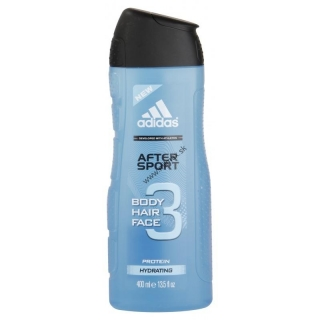 Sprchový gel ADIDAS 3v1 Extra Fresh 400ml