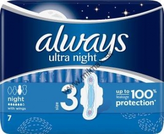Always Ultra Night 7 ks