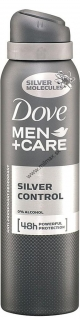 Dove Men+ Care Silver Control deospray 150 ml