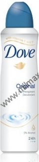Dove Original Woman deospray 250 ml