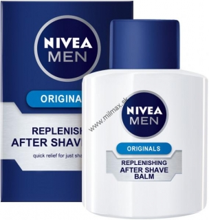 Nivea for Men Mild balzam po holení 100 ml