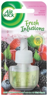 AIR WICK Fresh Infusions Very Berry Smoothie náhradná náplň 19ml