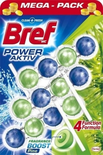 Bref Power Aktiv Pine 3x50 g