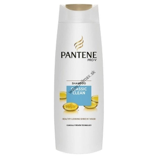Pantene Smooth & Sleek šampón 400 ml