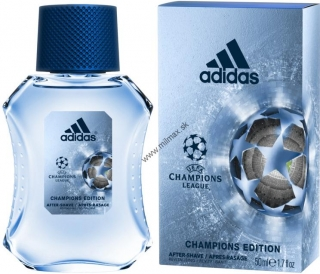 Adidas UEFA Champions League Arena Edition voda po holení 100 ml