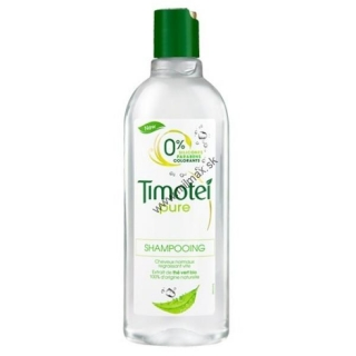 Timotei Pure šampón  400ml