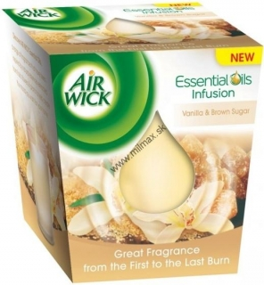 Air Wick Essential Oil Infusion Vanilla & Brown Sugar 105 g