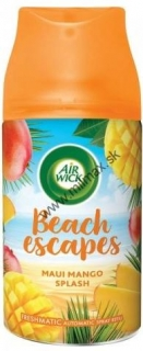 AIR WICK Freshmatic Beach Escapes Maui Mango Splash náhradná náplň 250ml