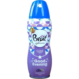 Brait dry mist osviežovač vzduchu good evening 300ml