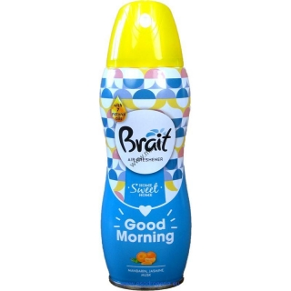 Brait dry mist osviežovač vzduchu good morning 300ml