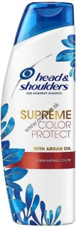 Head & Shoulders 400ml Supreme Color