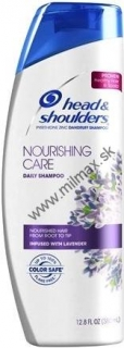 Head & Shoulders Nourishing Care Šampón Proti Lupinám 400ml