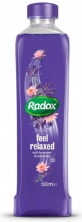 Radox pena do kúpeľa 500ml Feel Relaxed