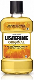 Listerine Original 500 ml