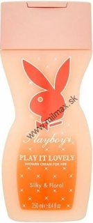 Playboy Play It Lovely sprchový gél 250 ml