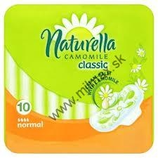 Naturella clas.normal 10ks