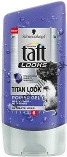 Taft Looks Titan Look Extreme Gel 6 150ml