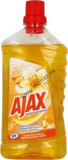 Ajax Aroma Sensations Orange ZestandJasmine 1l