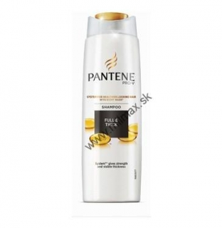 Pantene Full and Thick šampón 400ml