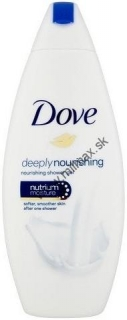 Dove Deeply Nourishing sprchový gél 500 ml