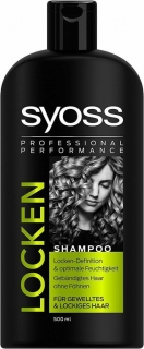 Syoss Curls and Waves šampón na vlasy 500 ml