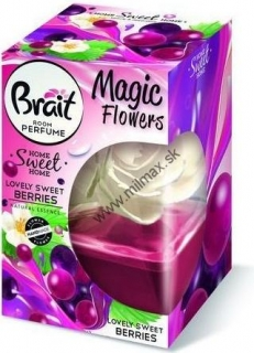 Brait Magic Flower Sweet berries osviežovač 75 ml