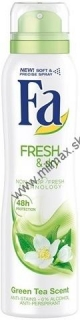 Fa deosprej Fresh&Dry Green Tea 150ml