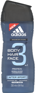 Adidas SG 250ml After Sport 3v1 For men