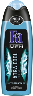 Fa SG 250ml Xtra Cool for men ( Body & Hair )