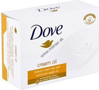 Dove mydlo Cream Oil 100g