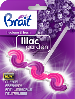 BRAIT wc blok hygiene 45g lilac