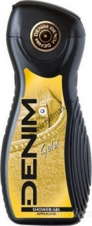 Denim Gold Men sprchový gél 250 ml