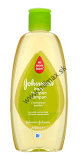 Johnsons baby Shampoo Camomile 500 ml