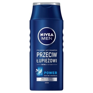 Nivea Anti-Dandruff Power šampón 400 ml