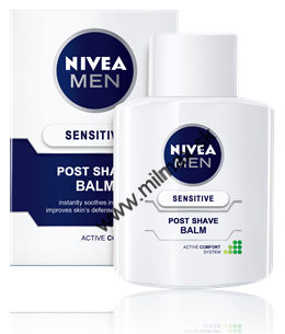 Nivea balzam po holení 100ml Sensitive