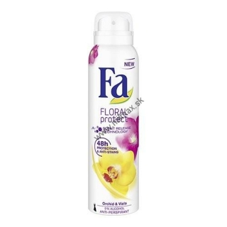 Fa deospray 150ml floral  Floral protect Orchid & Viola