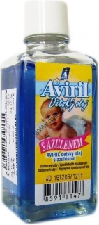 Aviril olej s azulénom 50 ml