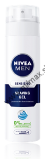 Nivea Men Sensitive gel na holenie 200 ml