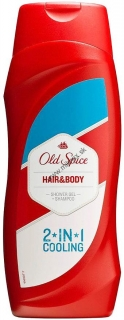 Old Spice Hair & Body Cooling sprchový gél 250 ml