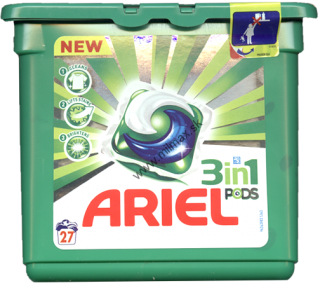 Ariel Power Capsules 3in1 27ks Regular